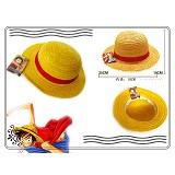 One piece Luffy cos hat