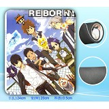 Reborn mouse pad