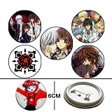 Vampire Knight pins (5pcs)