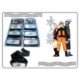 Naruto COS headband(6 pcs)