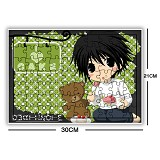 Death Note puzzle