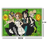 K-ON puzzle