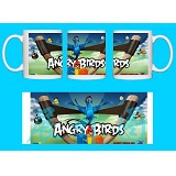 Angry bird cup