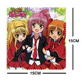 Shugo Chara glass cleaning cloth