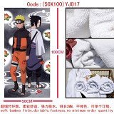 Naruto anime cotton bath towel