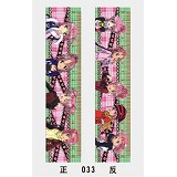 17cm shugo chara anime ruler(10pcs)