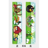 17cm angry birds ruler(10pcs)