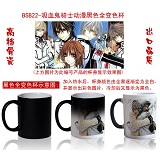 Vampire knight anime hot and cold color cup