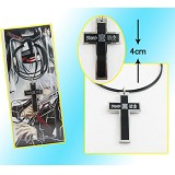 Vampire knight anime cross necklace
