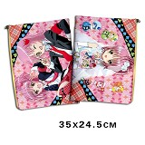 Shugo chara anime documents bag