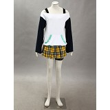 Vampire knight anime cosplay cloth