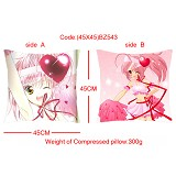 Shugo chara anime pillow