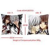 Vampire knight anime pillow