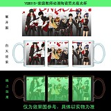 Reborn anime glow in the dark cup YGB015