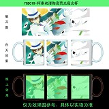 Detective conan anime glow in the dark cup YGB019