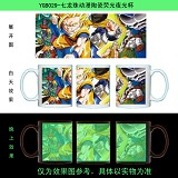 Dragon ball anime glow in the dark cup YGB029