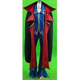Code Geass ZERO anime cosplay costume dress cloth ...