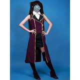 Code Geass Villetta anime cosplay costume dress cl...