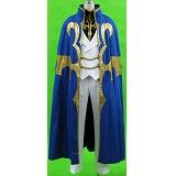 Code Geass Suzaku anime cosplay costume dress clot...