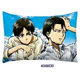 Attack on Titan anime double sides pillow 40x60CM(2199)