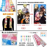 Guilty Crown anime scarf (48X160)WJ036