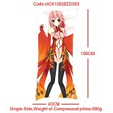 Guilty Crown anime pillow(40X100)BZD383