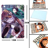 Attack on Titan anime ipad mini case PWK017