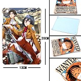 Attack on Titan anime ipad mini case PWK018