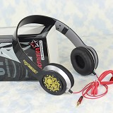 Cross fire anime headphone