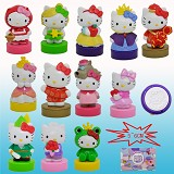 Hello Kitty anime dolls stamp