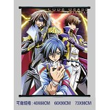 Code Geass anime wallscroll 2015