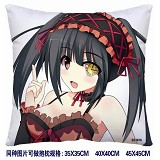 Date A Live anime double sides pillow 3976