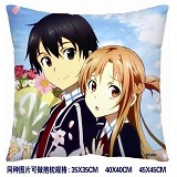 Sword Art Online anime double sides pillow 3982
