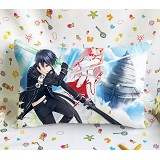 Sword Art Online anime double sides pillow(40X60)B...