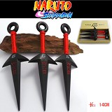 Naruto anime cos weapns set