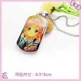 Shugo Chara anime necklace