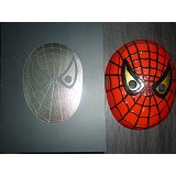 Spider-Man anime cosplay resin mask