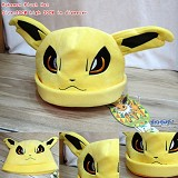 Pokemon anime plush hat