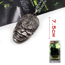 The Hulk necklace