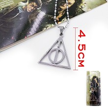 Harry Potter anime necklace