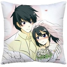 Akame ga KILL! anime double sided pillow