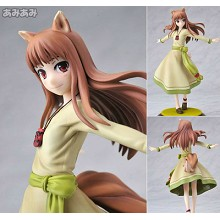 Spice and Wolf anime figure