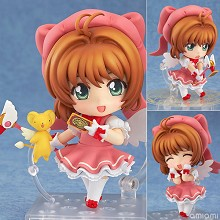 Card Captor Sakura anime figure 400#