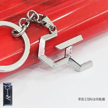 Guilty Crown key chain