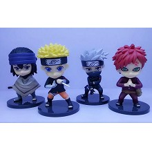 The Last Naruto figures set(4pcs a set)