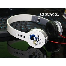 Tomb Notes headphone