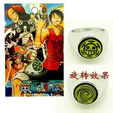 One Piece iron ring