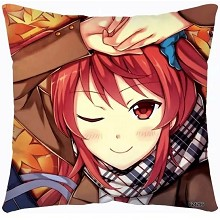 Date A Live two-sided pillow