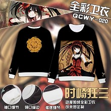 Date A Live hoodie
