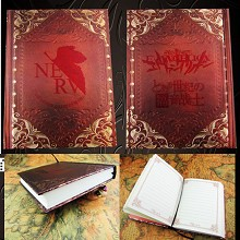 EVA hard cover notebook(120pages)